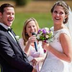 Hochzeitspaar Krause