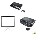 Beamer-Bundle 2-PS3