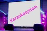 Karaokeanlage