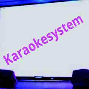 Karaokeanlagen